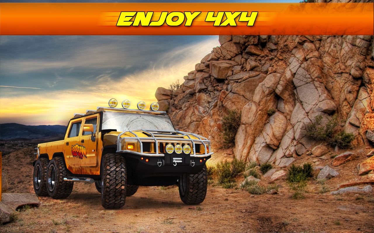 OffRoad Jeep Adventure 18
