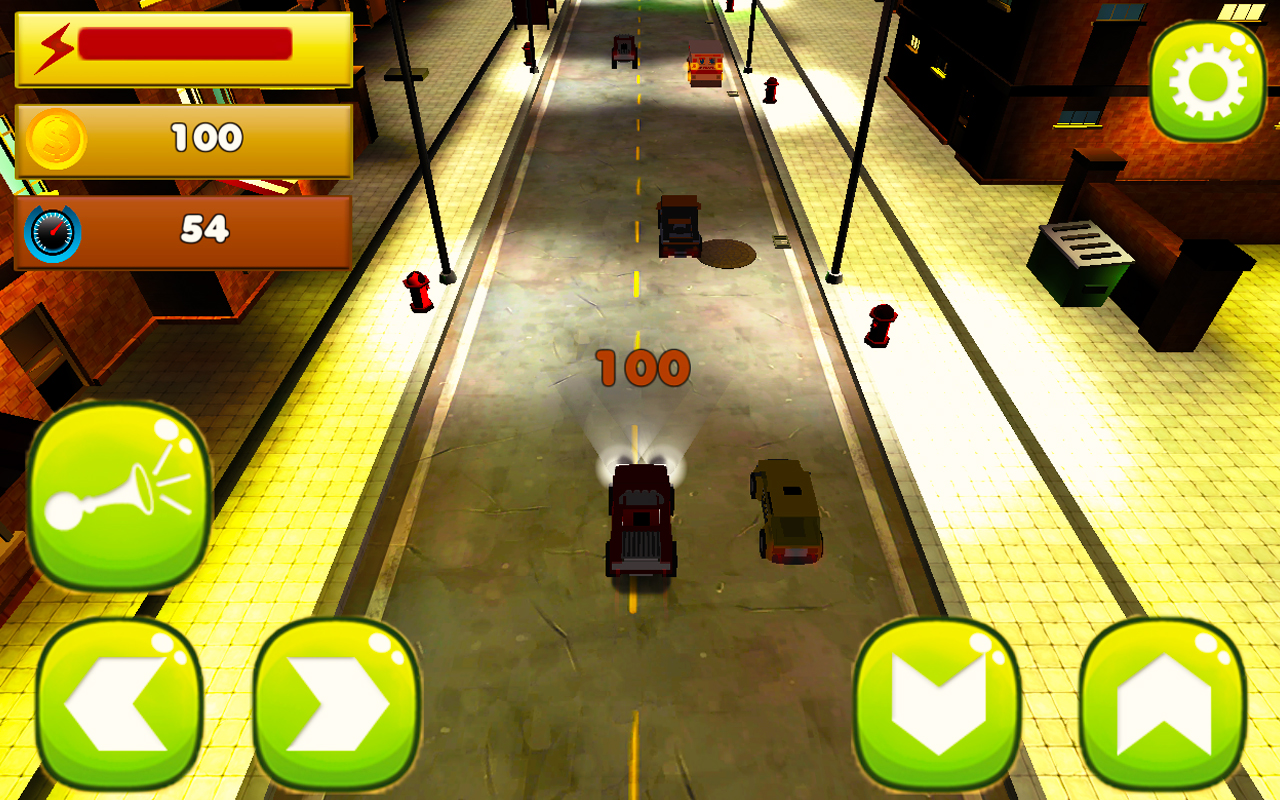 RC Car Driving Simulator: Street Racing