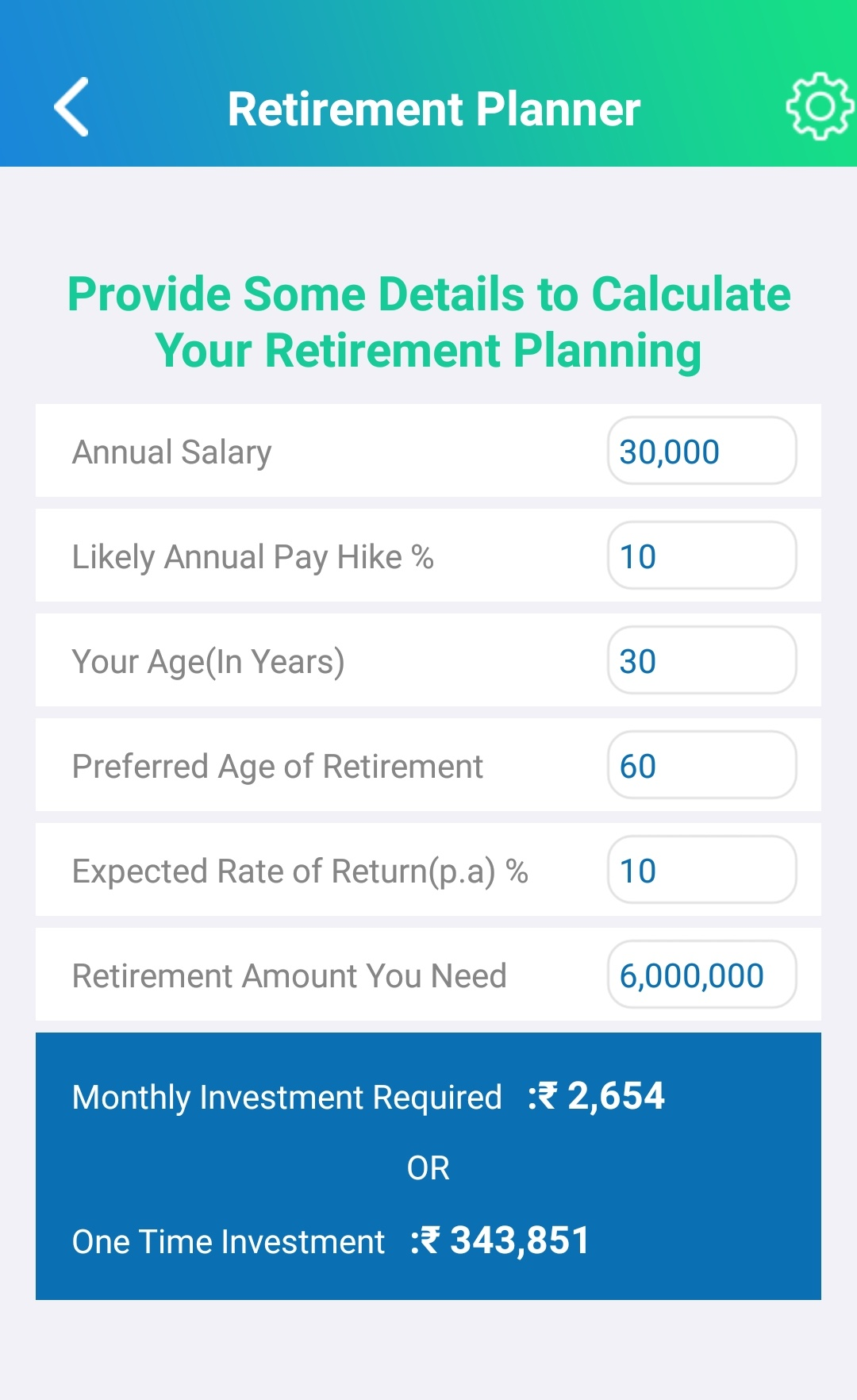 SIP Calculator - Your Mutual Fund Investment Guide