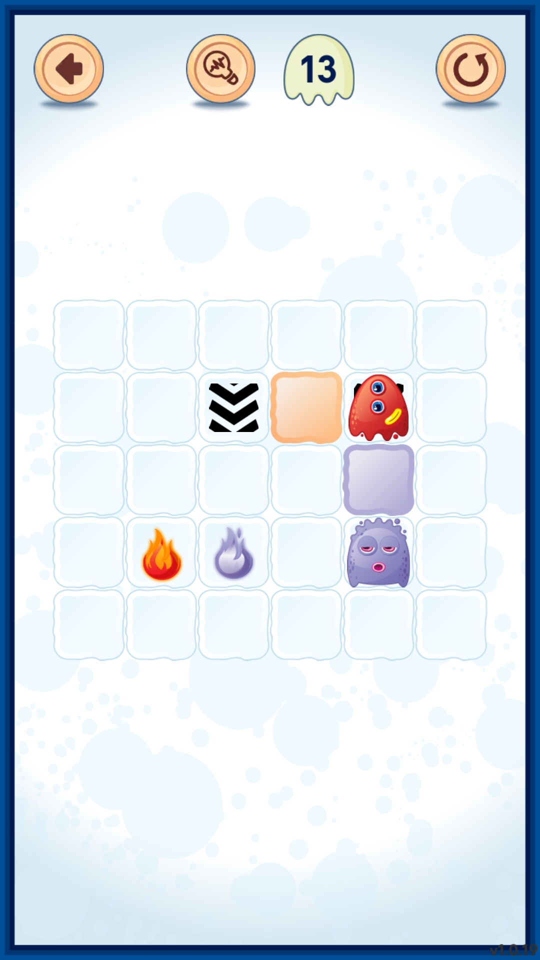Slider of Fire: educational puzzles