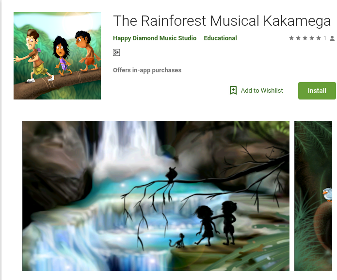 The Rainforest Musical Kakamega