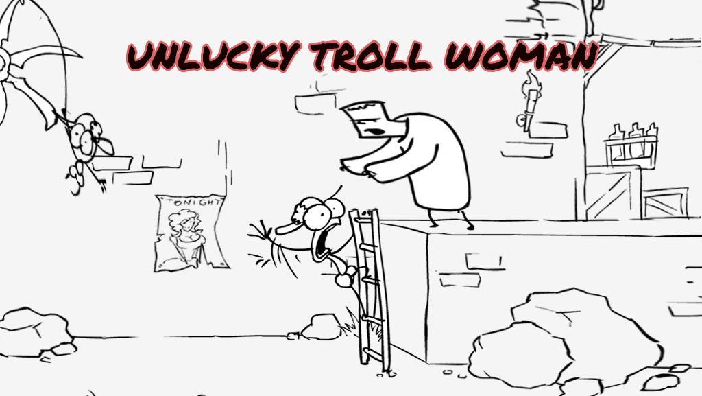 Troll Knight Adventure