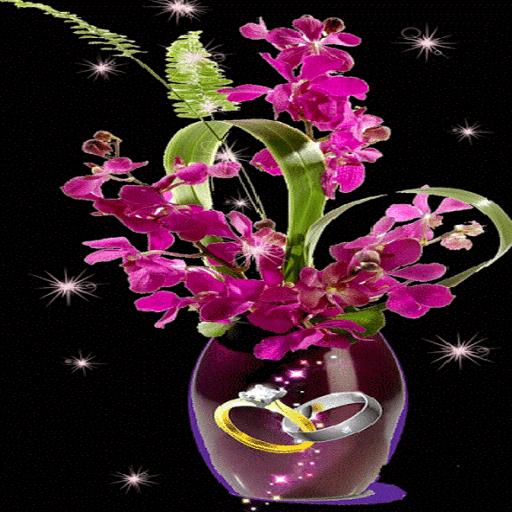 Valentine Flowers Pot LWP