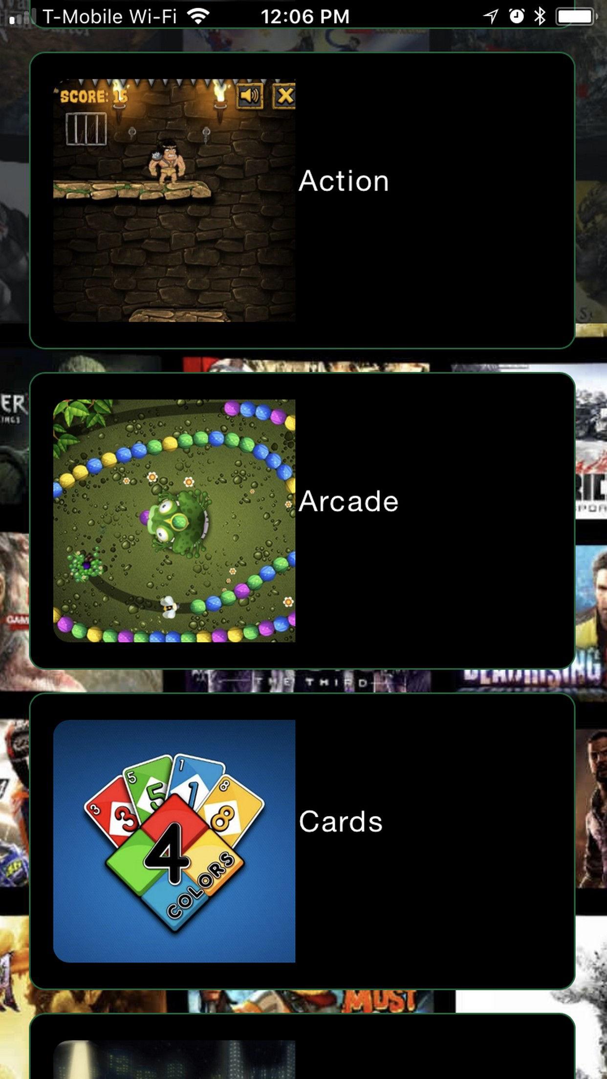 Arcade Portal