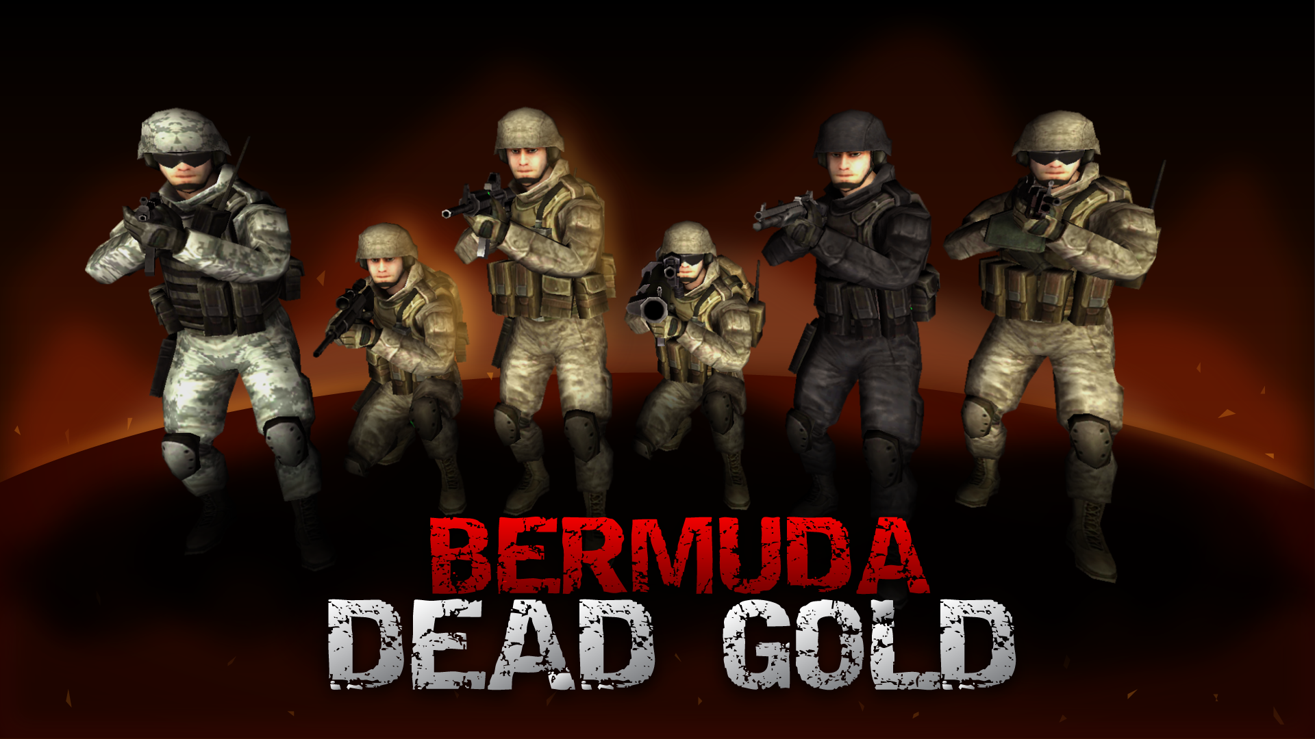 Bermuda: Dead Gold - Zombie Shooter
