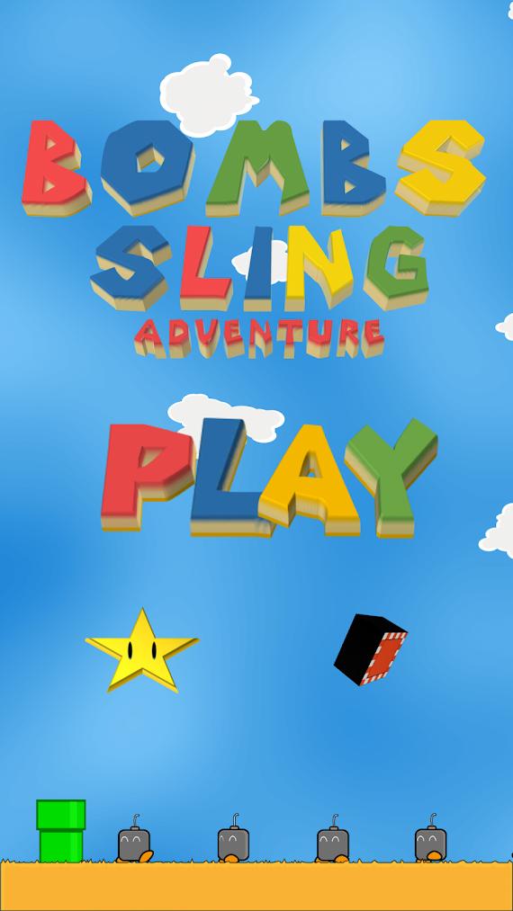 Bomb Sling Adventure