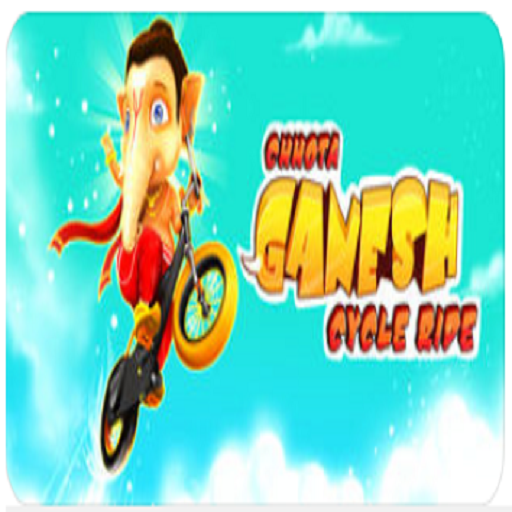 Chhota Ganesh Cycle Ride – Bicycle Game For Kids