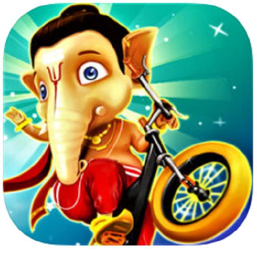 Chhota Ganesh Cycle Ride – Bicycle Game For Kids