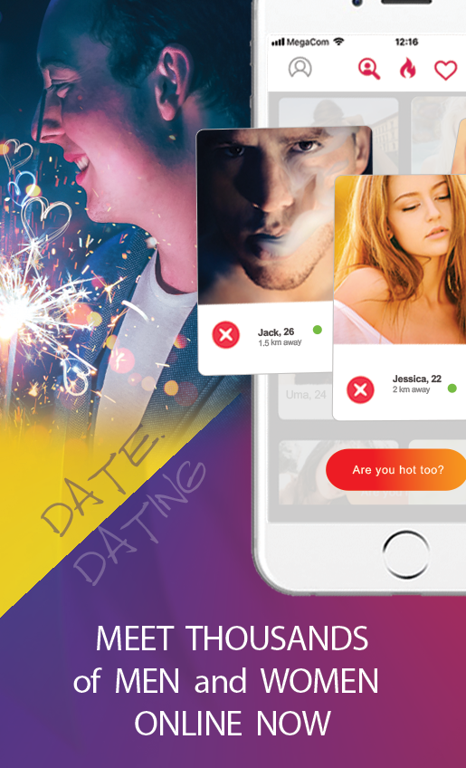 Date.dating - dating app to meet, date with single