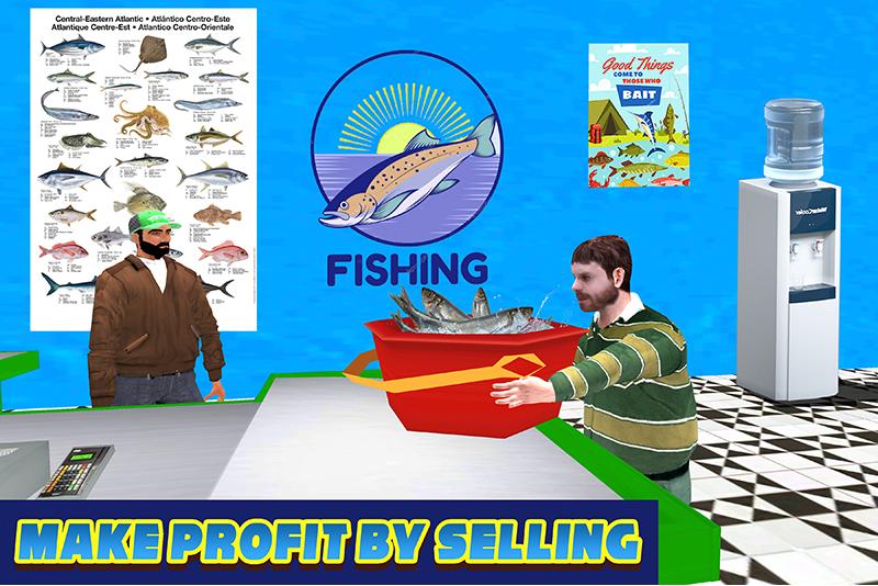 Fishing Transport Mania