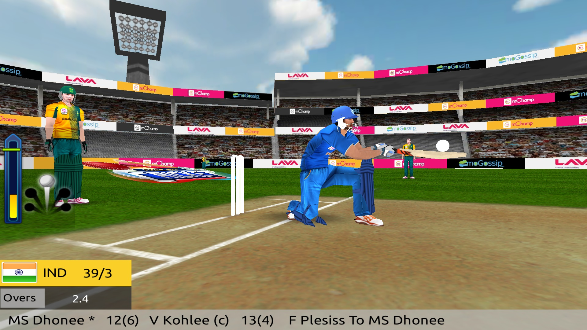 Free Hit Cricket