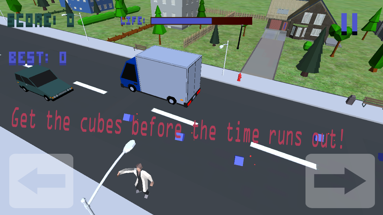 Get the Cube!