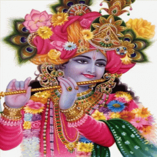 Krishna Magic Live Wallpaper