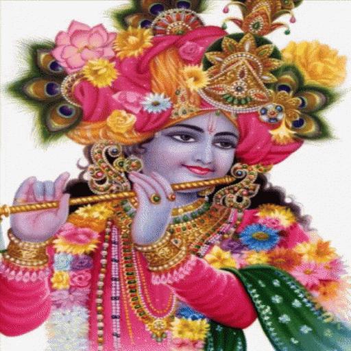 Krishna Magic Live Wallpaper