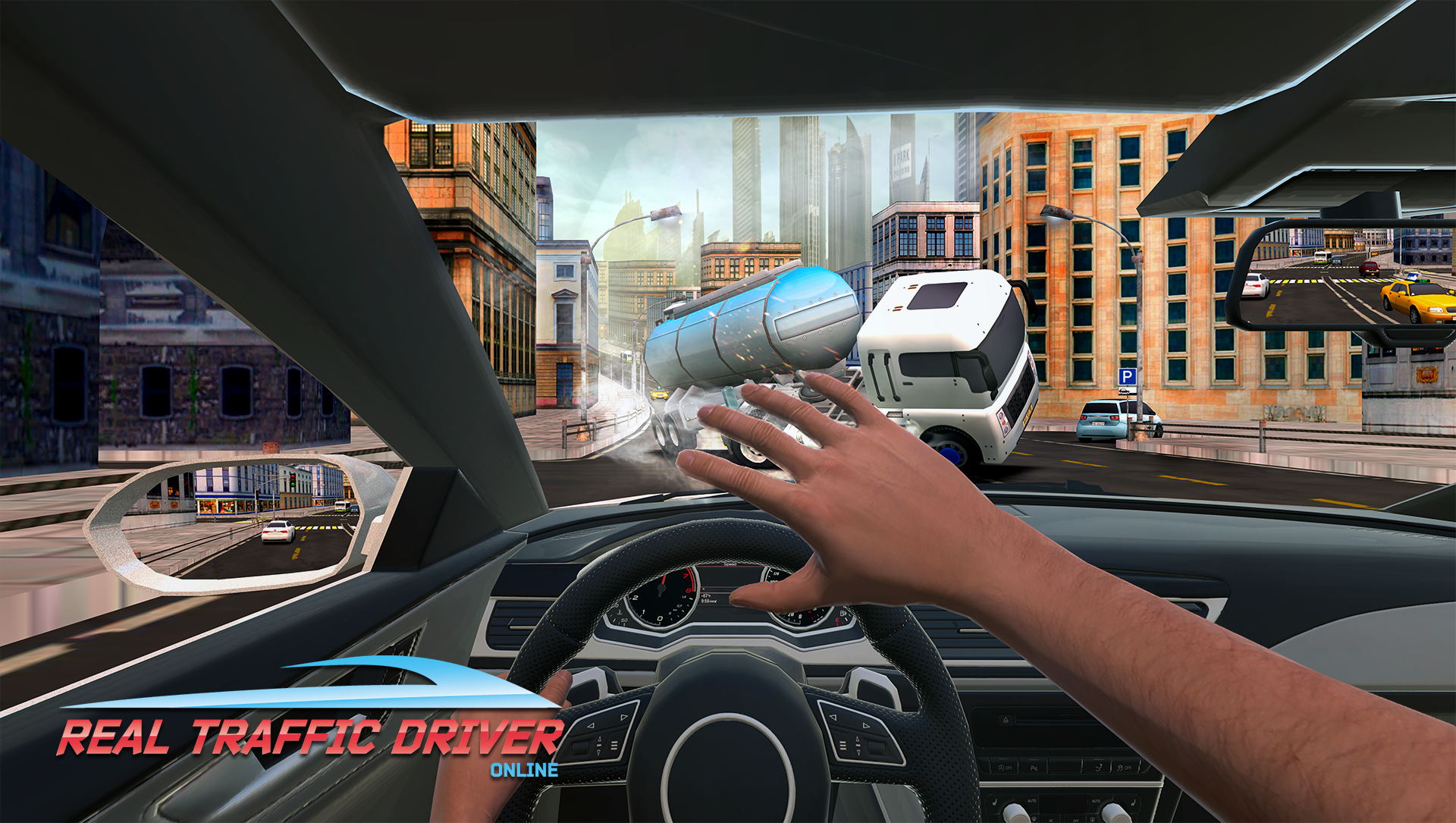 Real Traffic Driver: Online