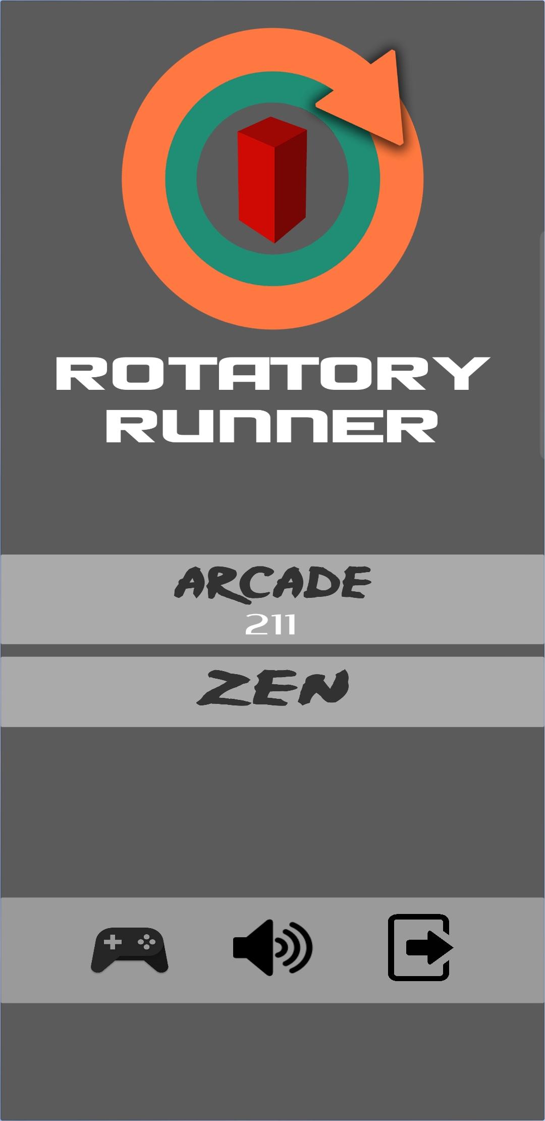 Rotatory Runner