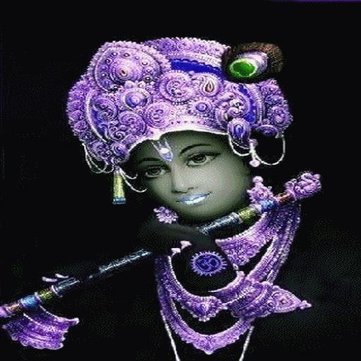 Shri Krishna Live Wallpaper