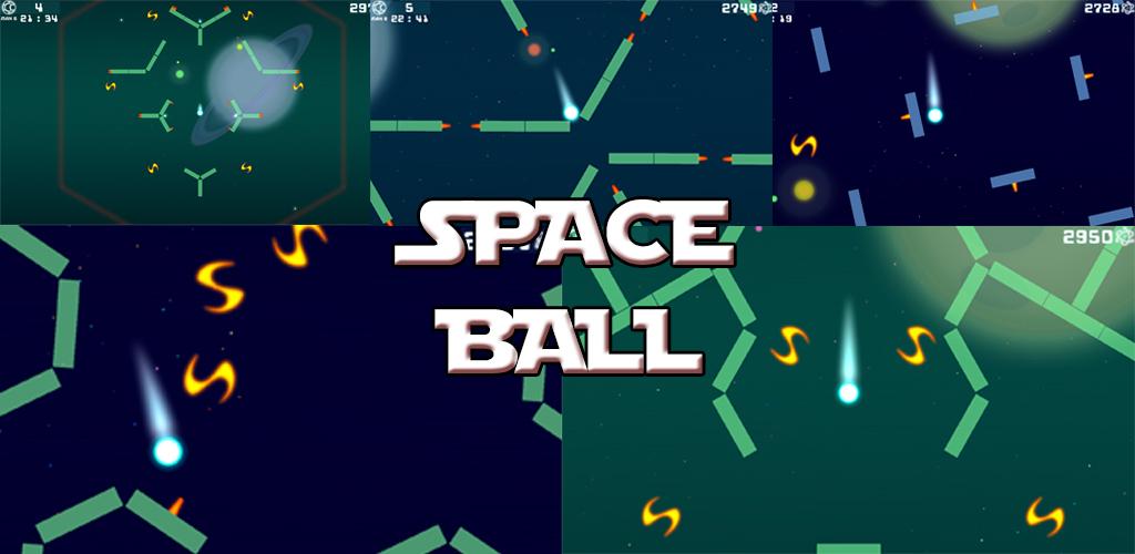 Space Ball - 2D Arcade Game
