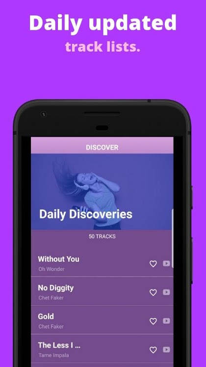 Teaser Music, Discover Songs, Find New Music