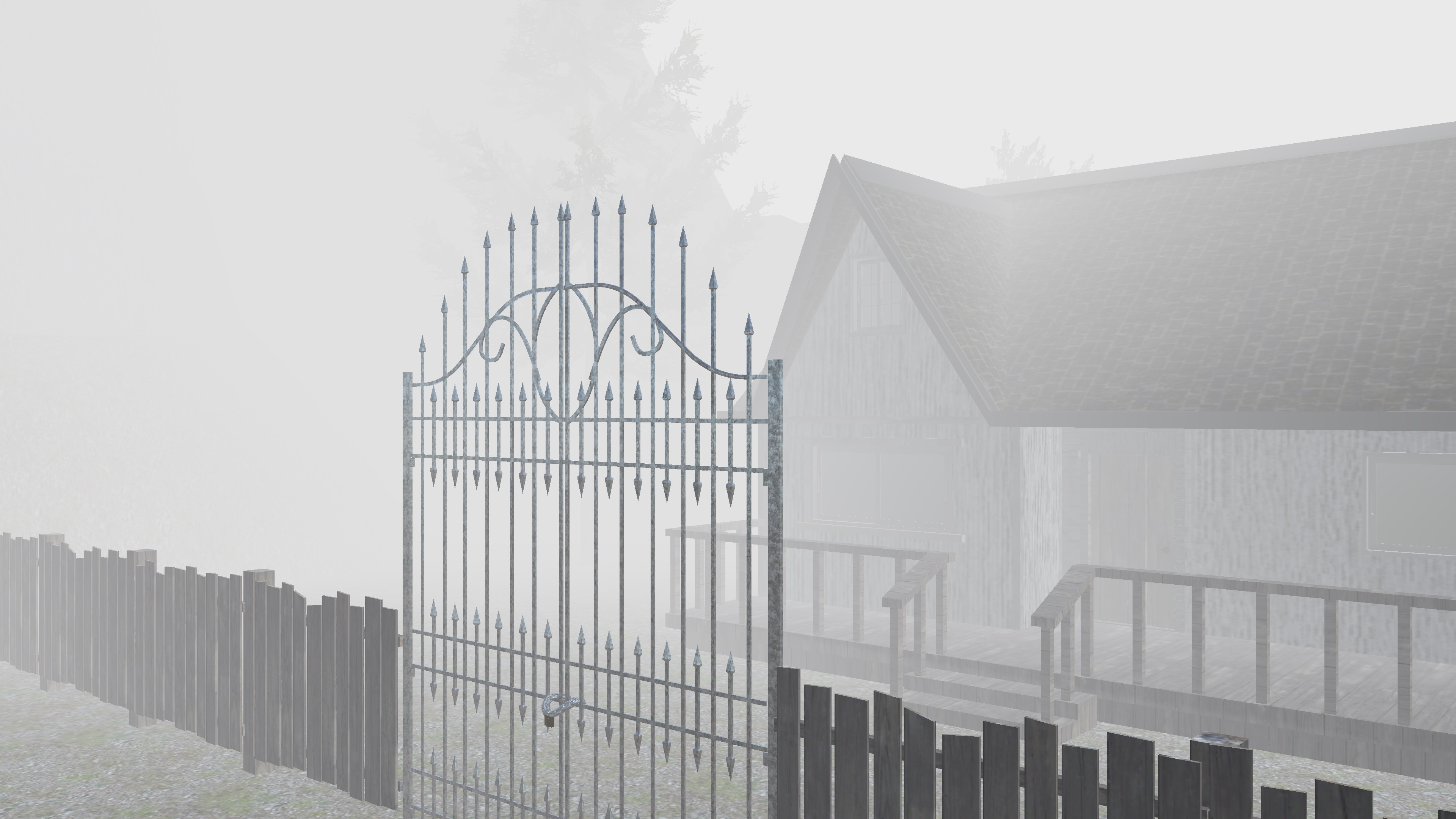 The Chapter Seven - Horror-Game