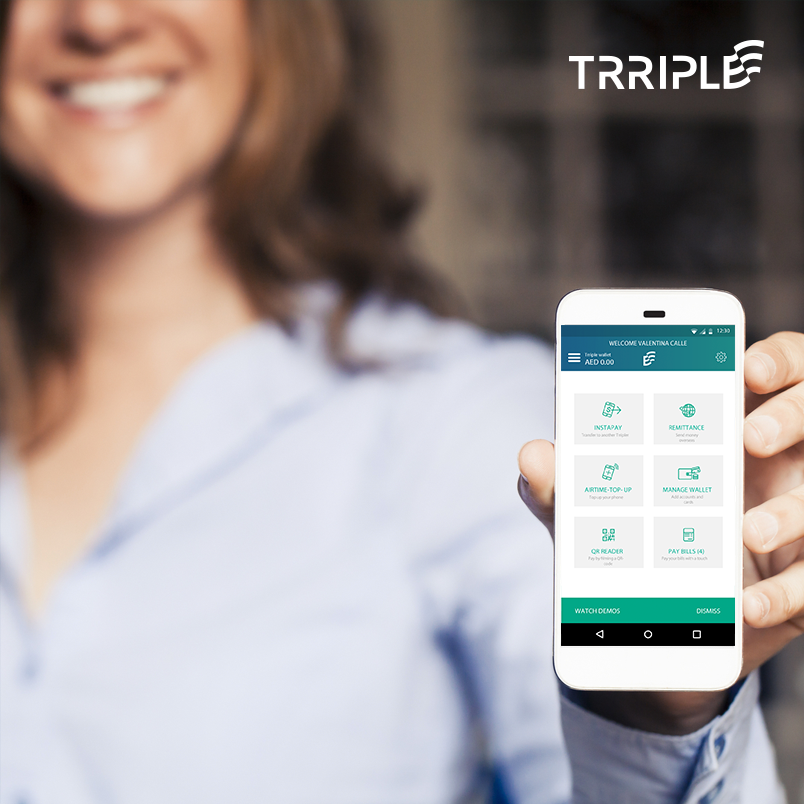 Trriple - Mobile Wallet