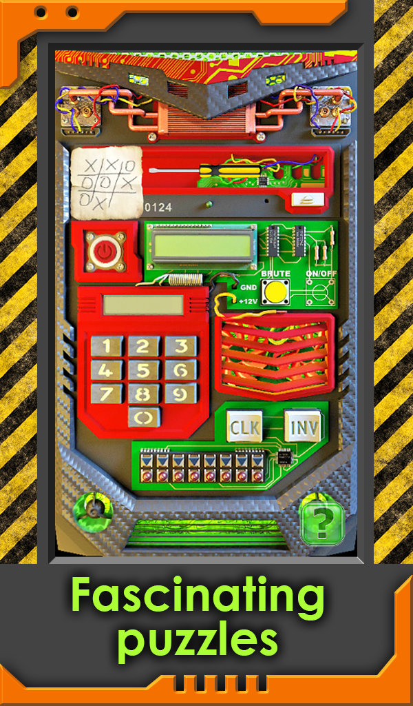 True Hacker: Puzzle Quest