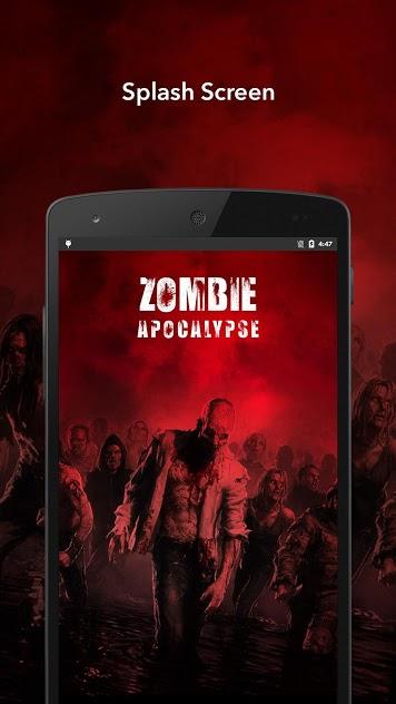 Zombie Apocalypse GPS