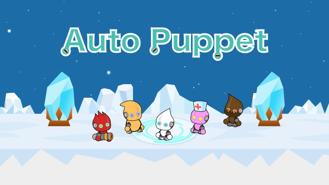 Auto Puppet - Programming Battle