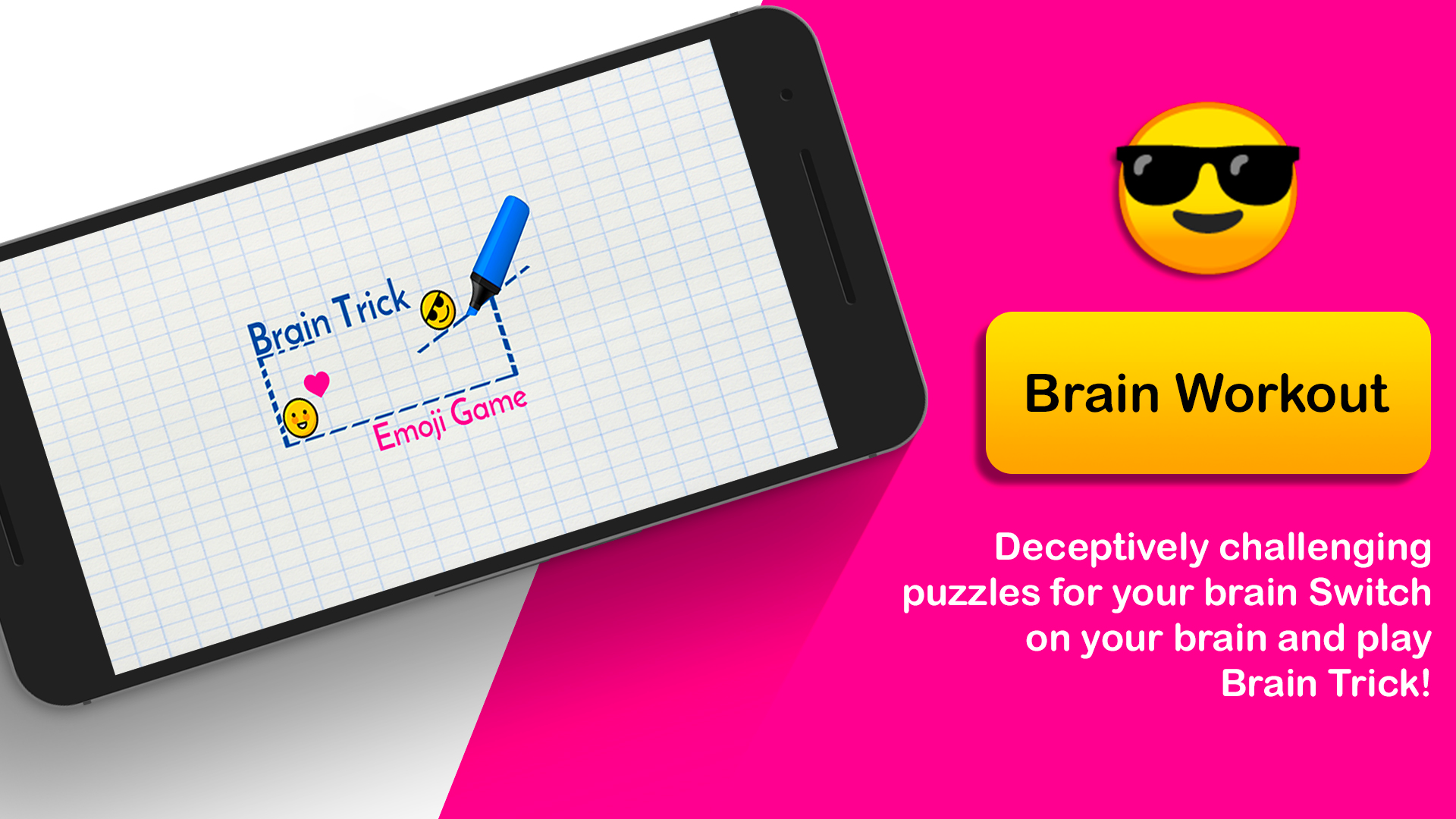 Brain Trick : Happy Balls
