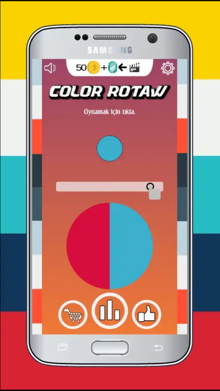 Color Rotaw