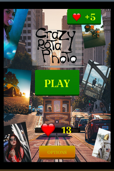 Crazy Rota Photo : free puzzle game