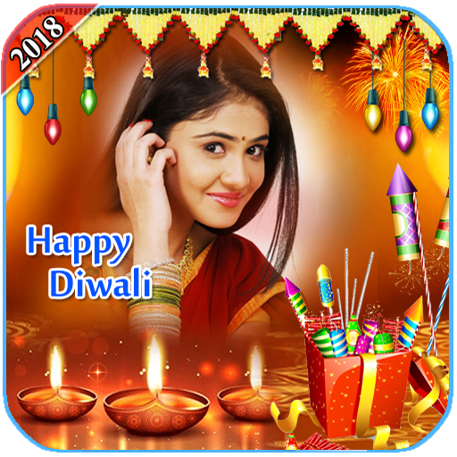 Diwali Photo Frames 2018 Free