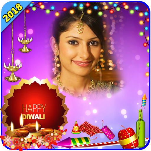 Diwali Photo Frames 2018 HD