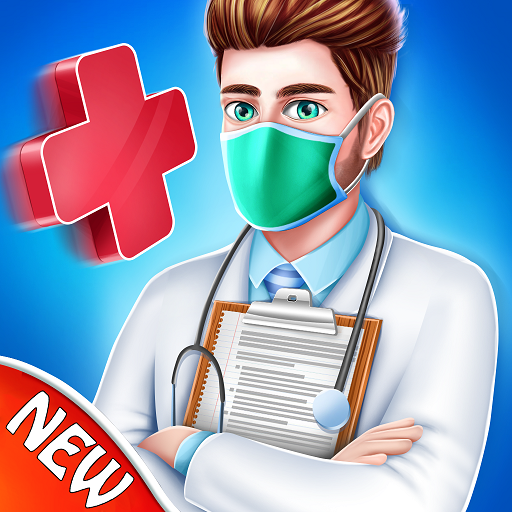 Doctor Hospital Operation Time Management Game