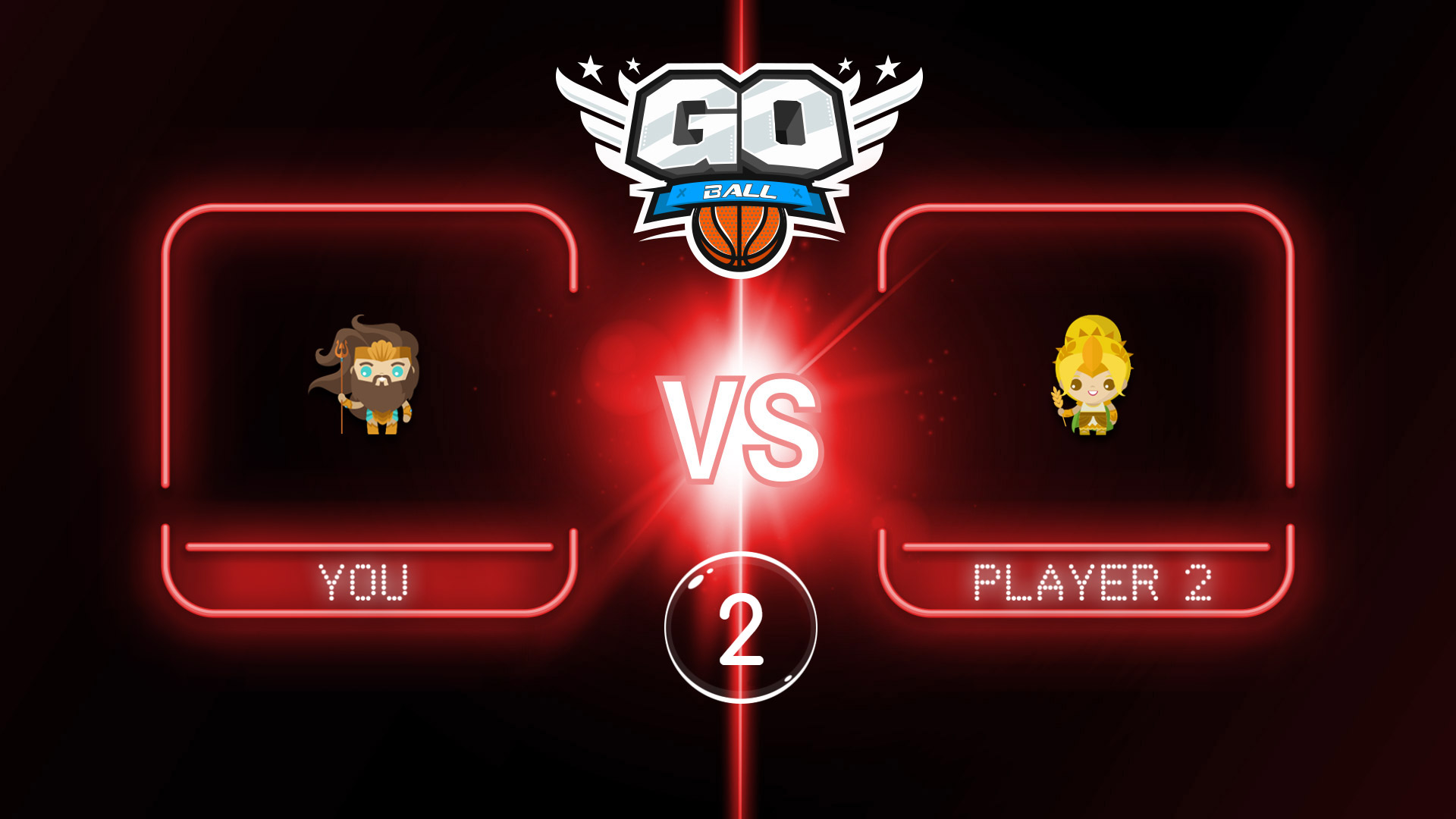 Go Ball - Multiplayer Online Basketball Game