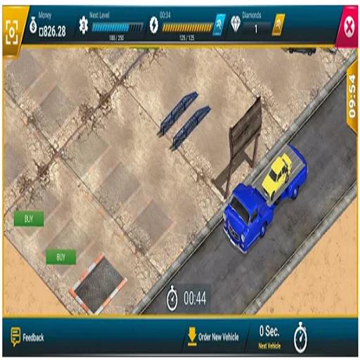 Junkyard Tycoon Car Business Simulation