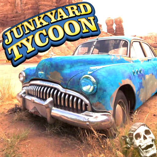 Junkyard Tycoon - Car Business Simulation