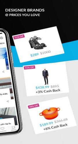 Kiindly: Cash Back Deals