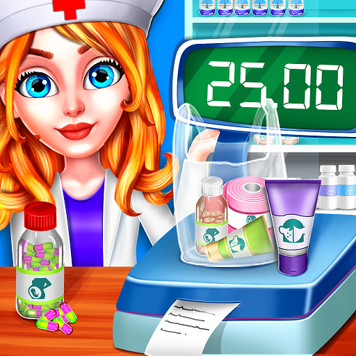 Medical Shop : Cash Register Drug Store