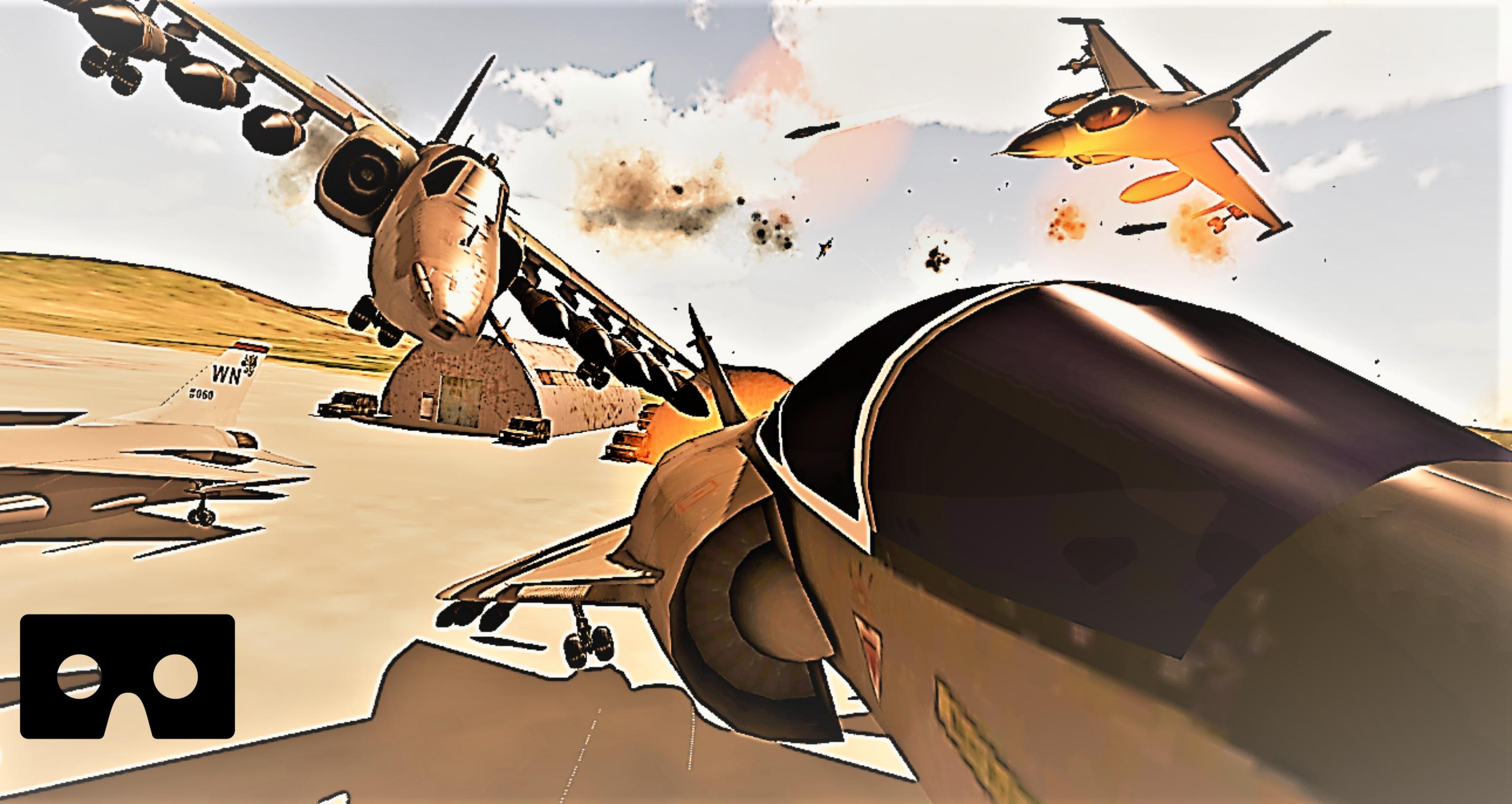 Modern Aircraft Strike VR