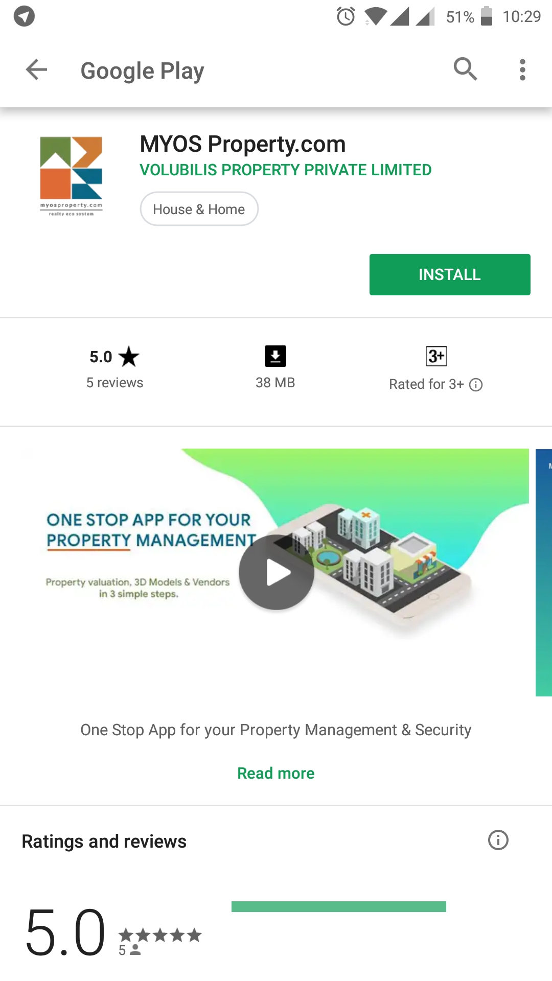 MYOS Property