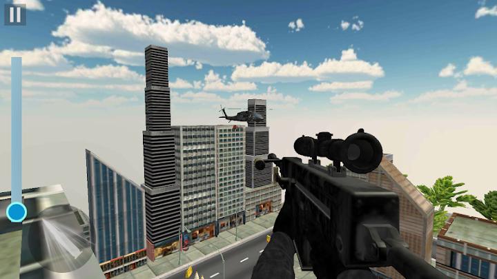 Sniper 3D Strike Assassin Mission