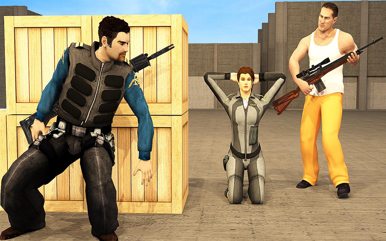 Sniper Sharp Shooter 3D - Snipe Gun Shooting Games