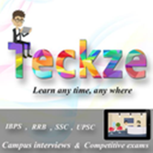 Teckze - IBPS, RRB, SSC & UPSC Exams Preparation
