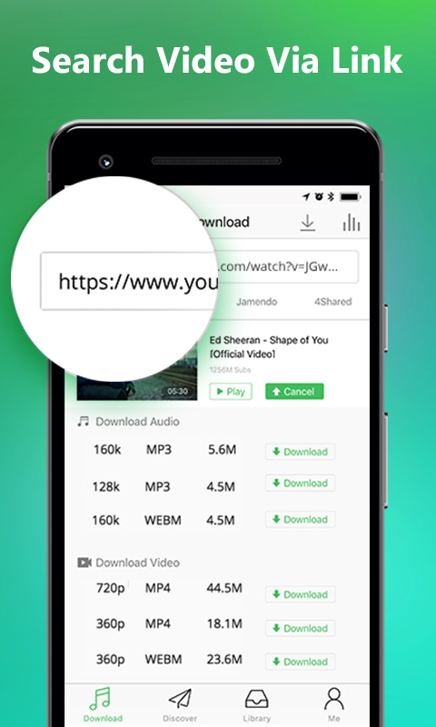 AnyVid for Android - HD Video Downloader