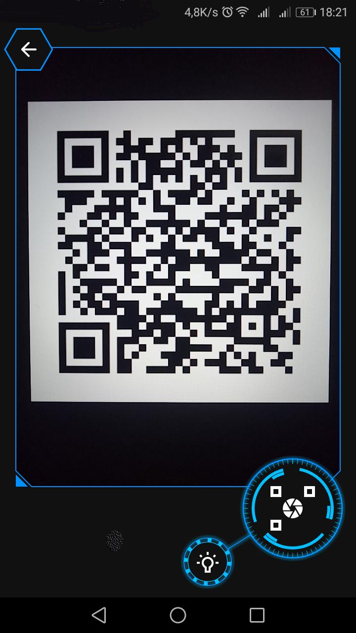 Barcodi: QR & Barcode Reader