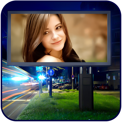 Billboard photo frames : Billboard Design frames