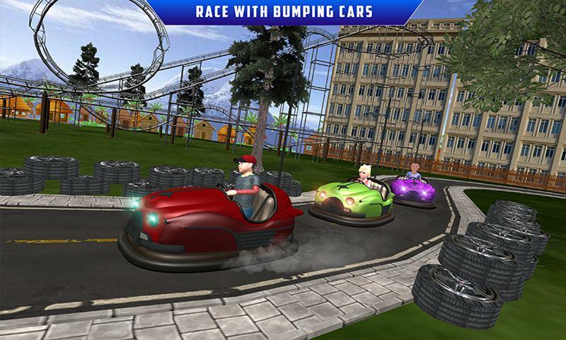 Bumper Car Frenzy Adventure
