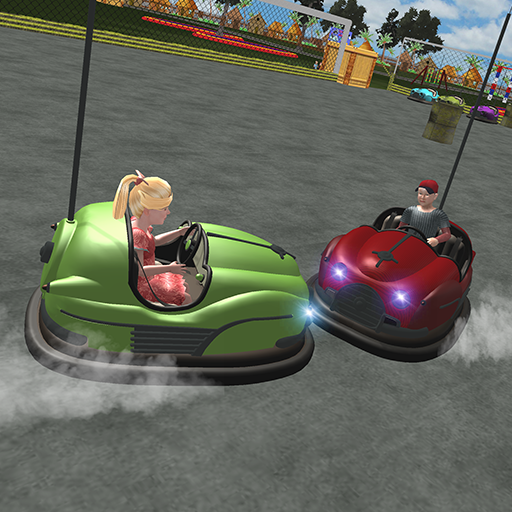 Bumper Car Frenzy Adventure