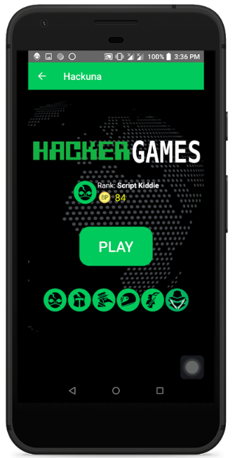 Hackuna 2.0 - (Anti-Hack)